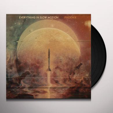 Everything In Slow Motion PHOENIX Vinyl Record