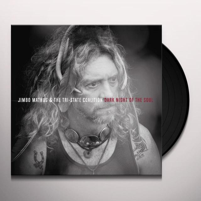 Jimbo Mathus & Tri-State Coalition DARK NIGHT OF THE SOUL Vinyl Record