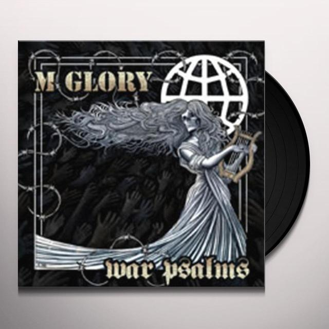 Morning Glory WAR PSALMS Vinyl Record
