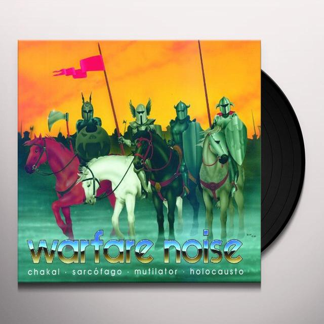 WARFARE NOISE / VARIOUS Vinyl Record