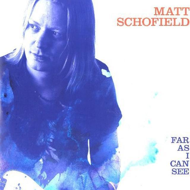 Matt Schofield FAR AS I CAN SEE Vinyl Record
