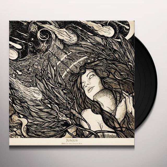 Junius DAYS OF THE FALLEN SUN Vinyl Record