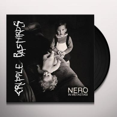 Cripple Bastards NERO IN METASTASI Vinyl Record
