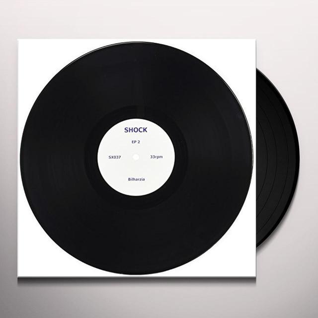 Stefan Jaworzyn SHOCK Vinyl Record