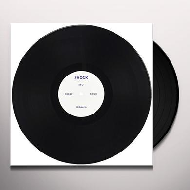 Stefan Jaworzyn SHOCK (EP) Vinyl Record