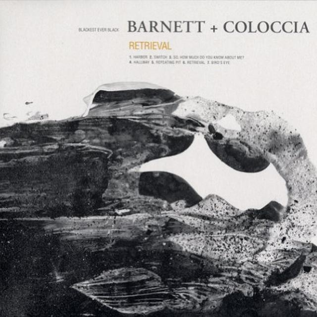 Barnett & Coloccia RETRIEVAL Vinyl Record