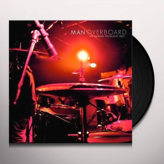 Man Overboard HUMAN HIGHLIGHT Vinyl Record