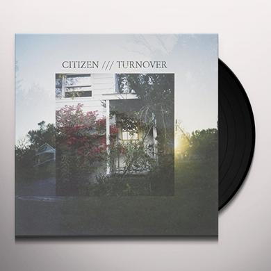 Citizen & Turnover SPLIT Vinyl Record