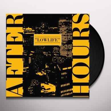 Afterhours LOWLIFE Vinyl Record