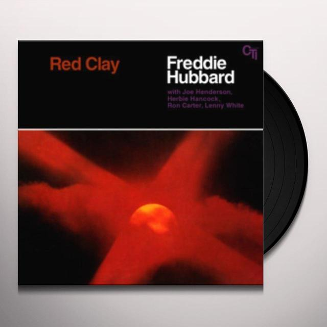 Freddie Hubbard RED CLAY Vinyl Record