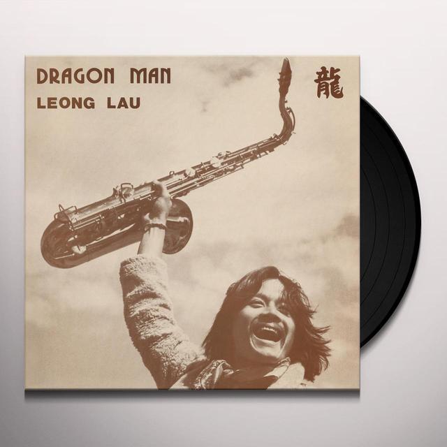 Leong Lau DRAGON MAN Vinyl Record - Limited Edition, Remastered