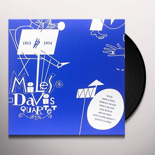 MILES DAVIS QUARTET Vinyl Record - Limited Edition