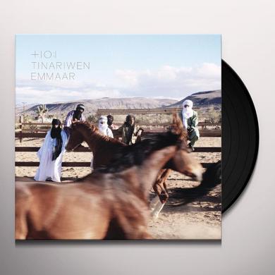 Tinariwen EMMAAR Vinyl Record - w/CD