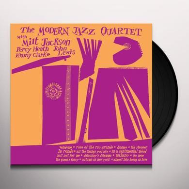 MODERN JAZZ QUARTET Vinyl Record - Limited Edition