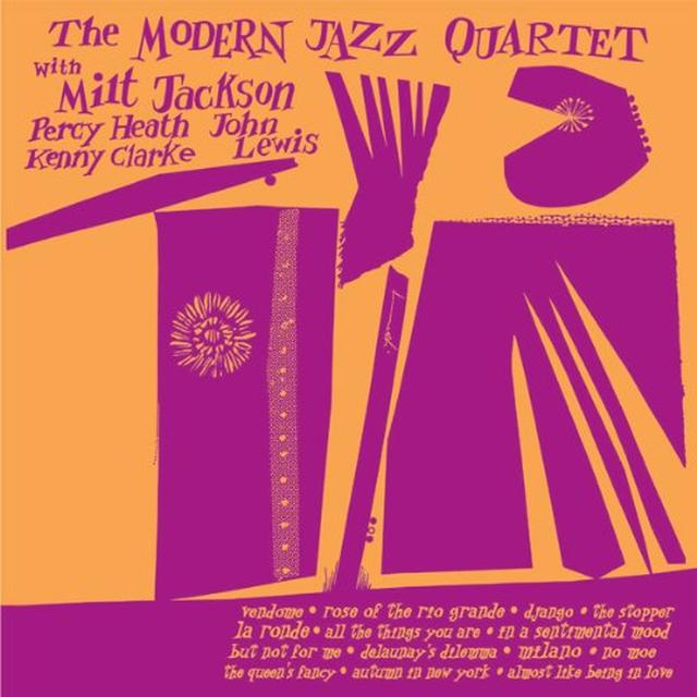 MODERN JAZZ QUARTET Vinyl Record - Limited Edition