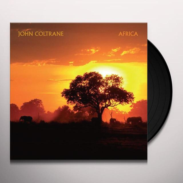 John Coltrane AFRICA Vinyl Record - Limited Edition