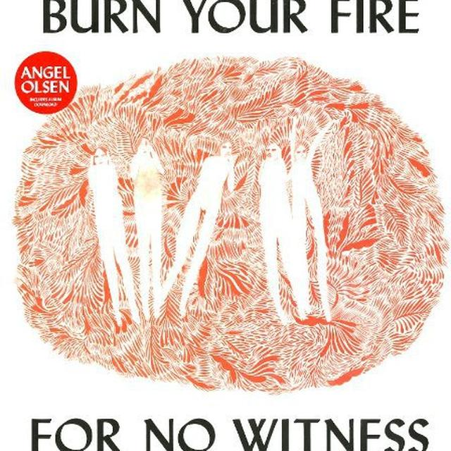 Angel Olsen BURN YOUR FIRE FOR NO WITNESS Vinyl Record