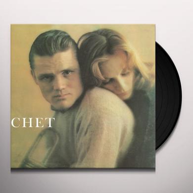 Chet Baker CHET Vinyl Record
