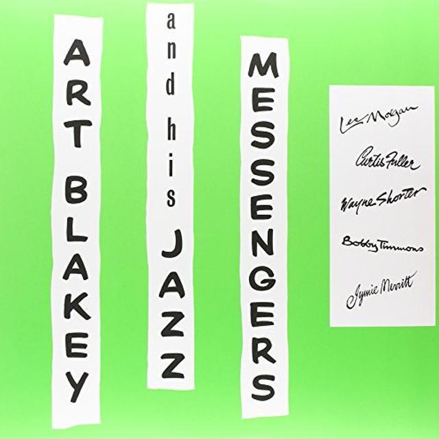 ART BLAKEY & HIS JAZZ MESSENGERS Vinyl Record