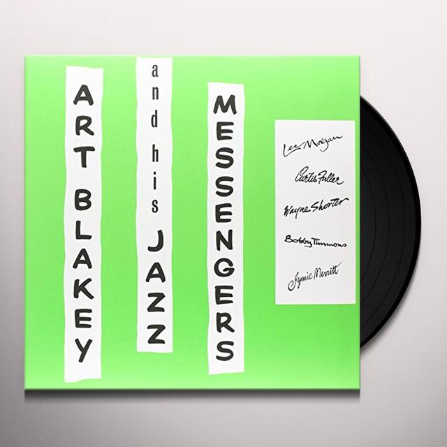 ART BLAKEY & HIS JAZZ MESSENGERS Vinyl Record - Limited Edition