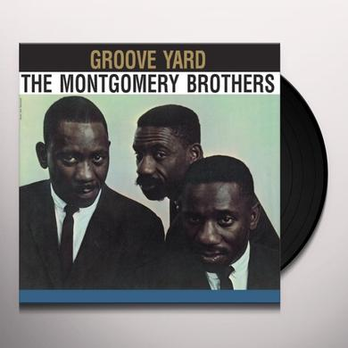Montgomery Brothers GROOVE YARD Vinyl Record