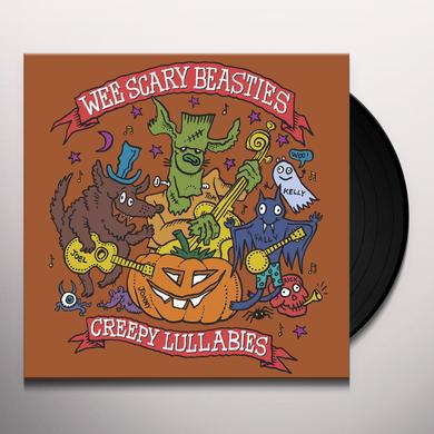 Wee Scary Beasties CREEPY LULLABIES (2X7IN) Vinyl Record