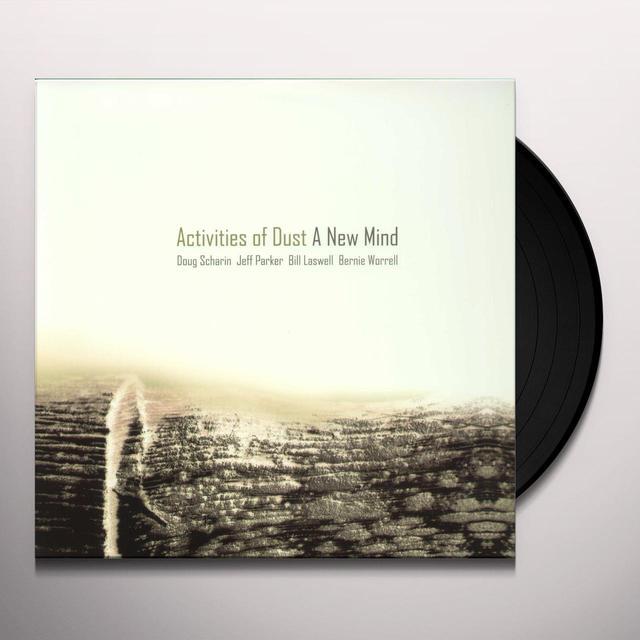 Activities Of Dust NEW MIND Vinyl Record