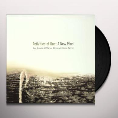 Activities Of Dust NEW MIND Vinyl Record