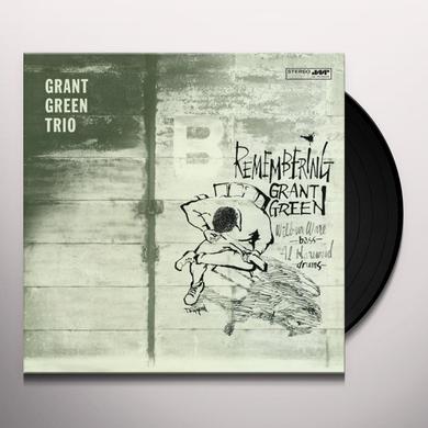 Grant Green REMEMBERING Vinyl Record - Spain Import