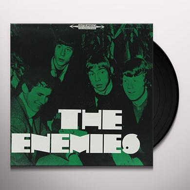 ENEMIES Vinyl Record - Holland Import