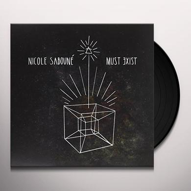 Nicole Saboune MUST EXIST Vinyl Record - Holland Import