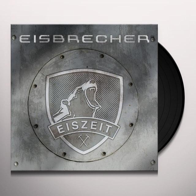 Eisbrecher EISZEIT (GER) Vinyl Record