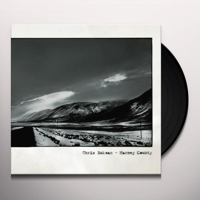Chris Eckman HARNEY COUNTRY Vinyl Record