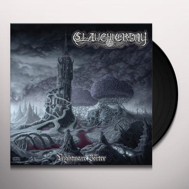 Slaughterday NIGHTMARE VORTEX Vinyl Record