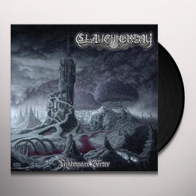 Slaughterday NIGHTMARE VORTEX (GER) Vinyl Record