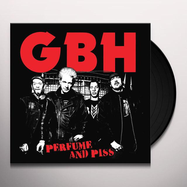 Gbh PERFUME & PISS Vinyl Record