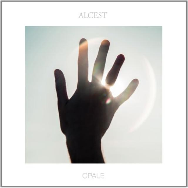 Alcest OPALE Vinyl Record