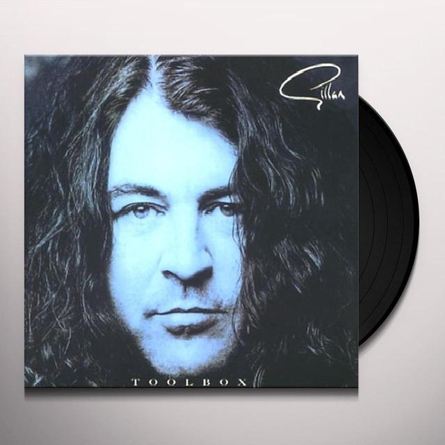 Ian Gillan TOOLBOX (GER) Vinyl Record