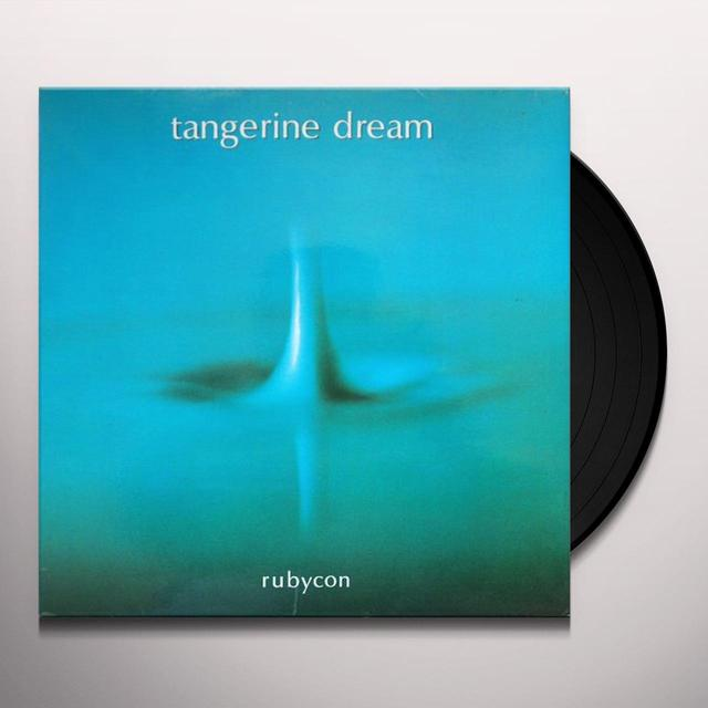 Tangerine Dream RUBYCON (GER) Vinyl Record