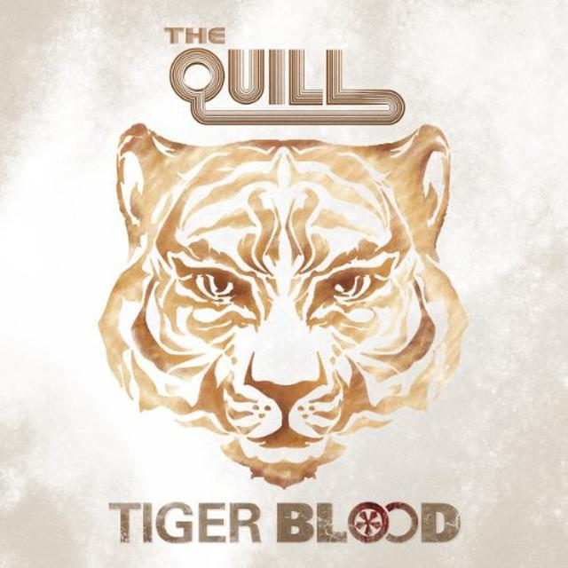 Quill TIGER BLOOD (GER) Vinyl Record