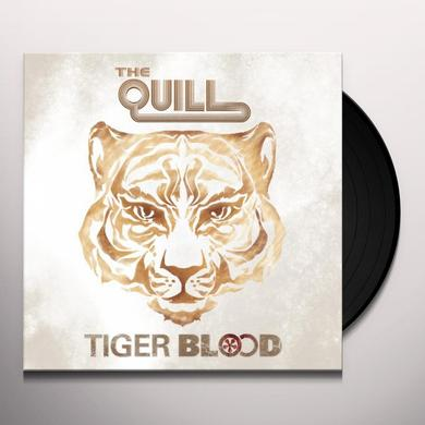 Quill TIGER BLOOD Vinyl Record