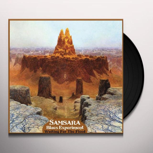 Samsara Blues Experiment WAITING FOR THE FLOOD Vinyl Record