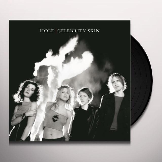 Hole CELEBRITY SKIN Vinyl Record - 180 Gram Pressing