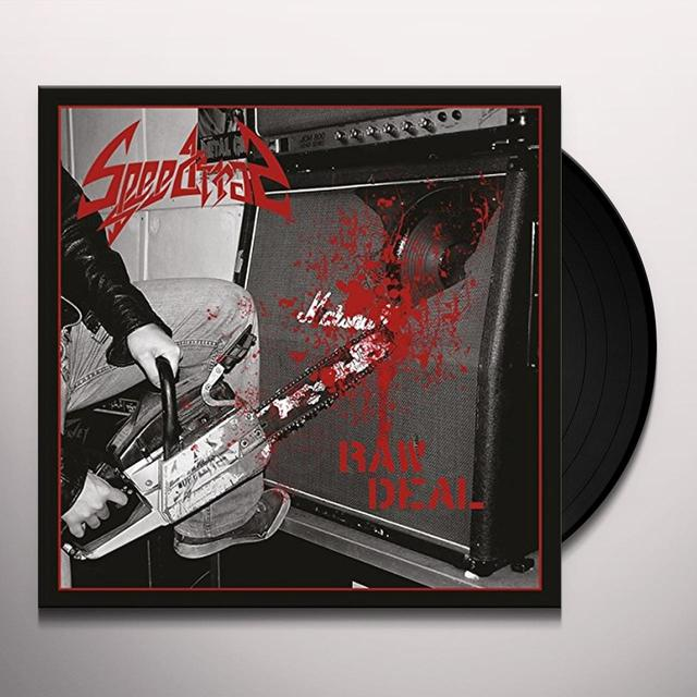 Speedtrap RAW DEAL Vinyl Record