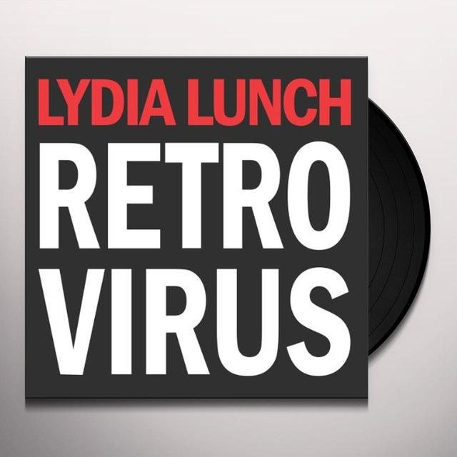 Lydia Lunch RETROVIRUS (GER) Vinyl Record