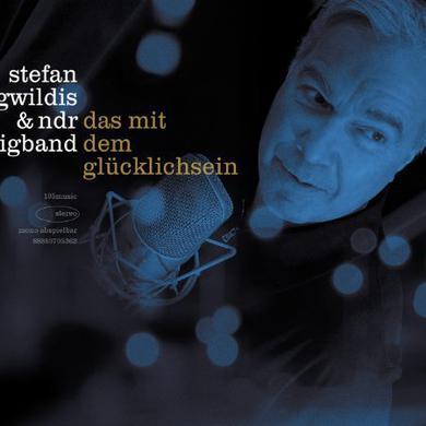 Stefan Gwildis & Ndr Big Band DAS MIT DEM GLUECKLICHSEIN Vinyl Record