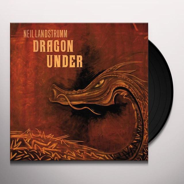 Neil Landstrumm DRAGON UNDER Vinyl Record