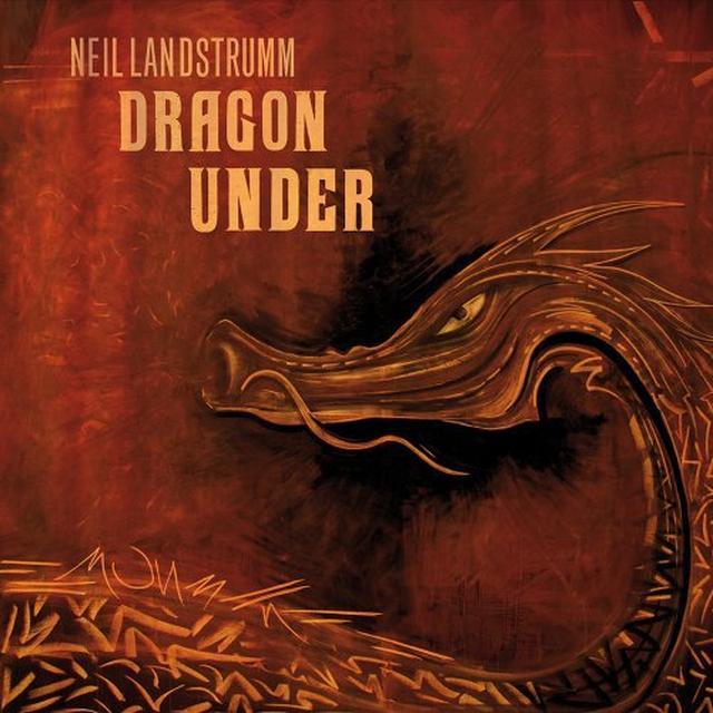 Neil Landstrumm DRAGON UNDER (GER) Vinyl Record