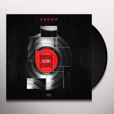Crown PIECES TO THE PUZZLE Vinyl Record - UK Release