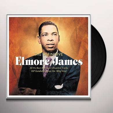 Elmore James DEFINITIVE Vinyl Record - UK Import